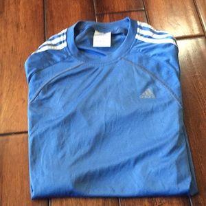 Men's adidas work out shirt